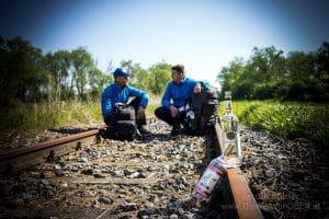 Zwischen Gleis und Wodka – Die Reise beginnt!